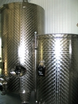 Cuves de fermentation